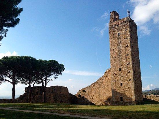 Castiglion Fiorentino, Italy: Area del Cassero - Tour Virtuale