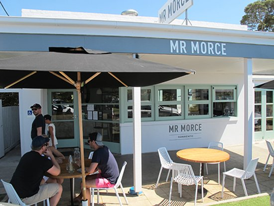 Mr Morce