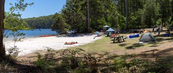 Pemberton, Australia: Big Brook Dam swimming area