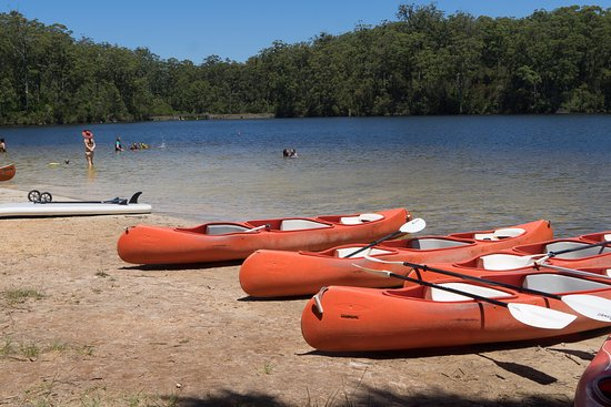 Pemberton, Australia: Great for swimming and boating