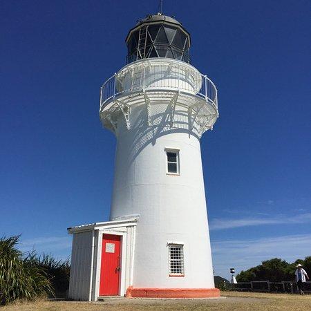 Gisborne, New Zealand: Lighthouse.