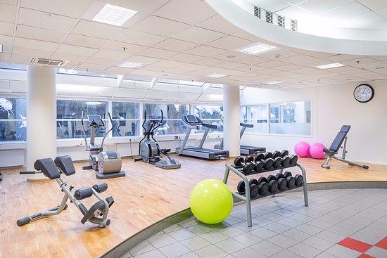 Arlandastad, Szwecja: gym