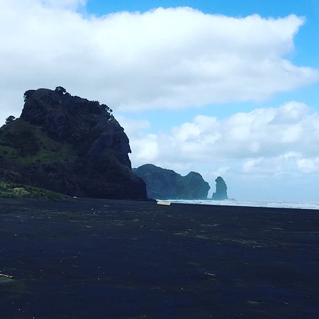Piha, Nuova Zelanda: photo1.jpg