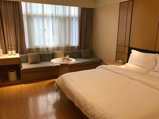 Ji Hotel Shanghai Xujiahui Tianyue Bridge Road