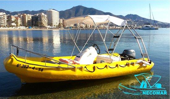 Rent Boats Necomar