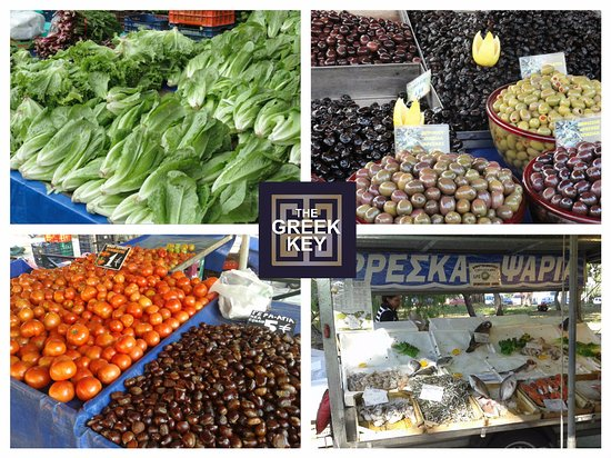 Voula, Grækenland: Our Local Open Market