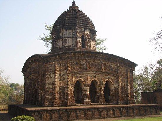 Bankura, Indien: Radha Madhab Temple