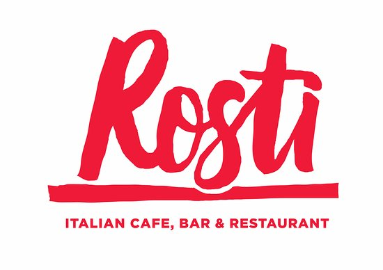 Rosticceria: Our new Logo