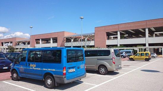 Bovec, Σλοβενία: Venice Marco Polo airport shuttle