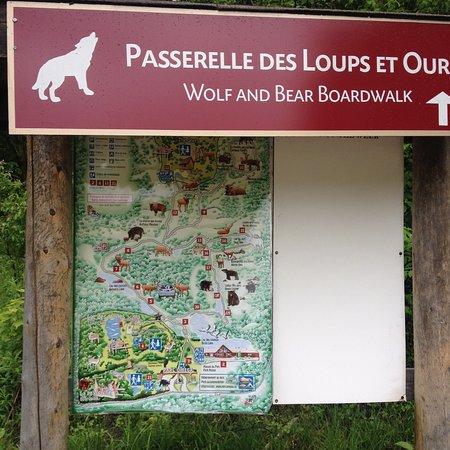 Montebello, كندا: a ne pas rater, cette visite à pied