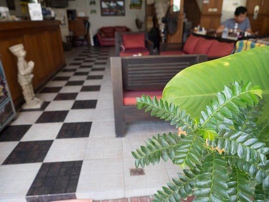 The Nice Hotel Phuket : We have breakfast here