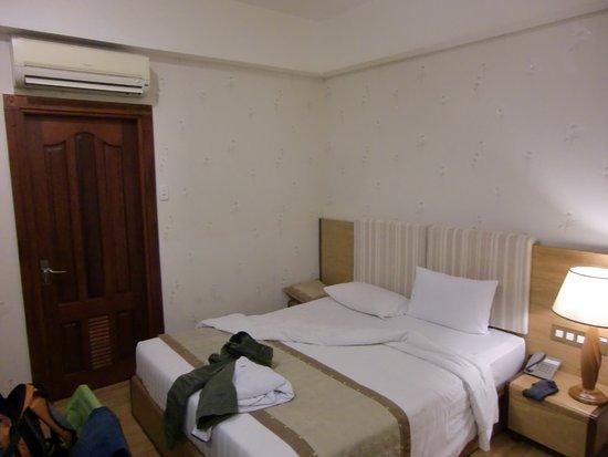 Elios Hotel: Camera senza finestre