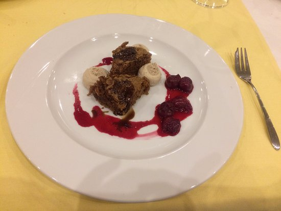 Stara Lesna, Słowacja: dessert