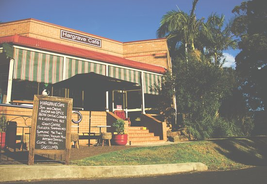 Stanwell Park, Australia: Hargrave Café here on the corner is everything Nice