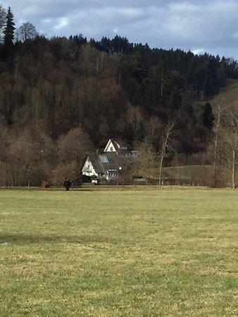 Kirchzarten, Германия: LA MAISON Freiburg. 5* Luxury Design Holiday Home in the Black Forest