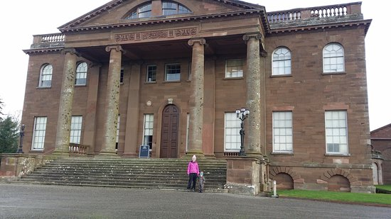 Hereford, UK: Berrington Hall