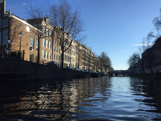 Amsterdam City Tour and Canal Cruise
