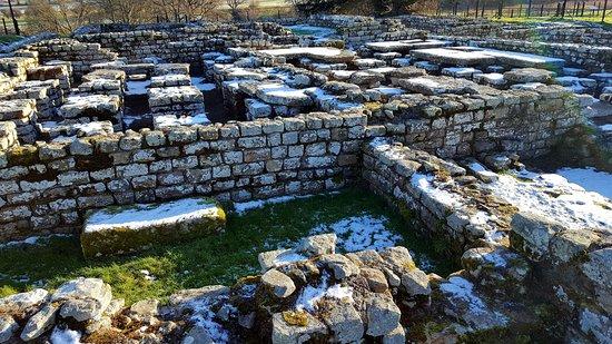 Hexham, UK: Chesters Roman Fort