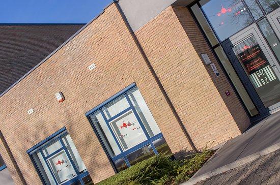 Brussels Flight Simulators: Venez découvrir nos locaux situés au 542 - Leuvensesteenweg à Zaventem