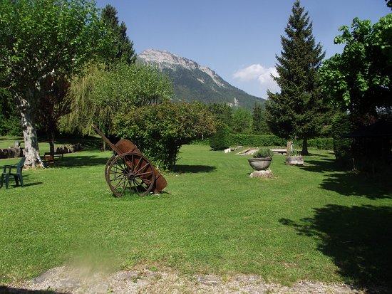 إيسر, فرنسا: le parc