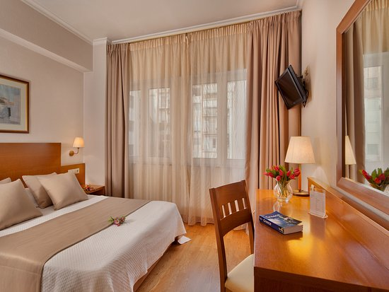 Athos Hotel: Standard Double Room