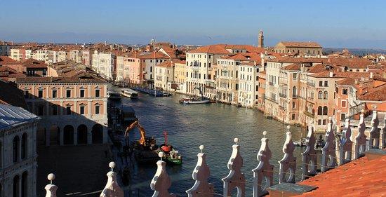 La vista dalla terrazza - Picture of T Fondaco Dei Tedeschi, Venice ...