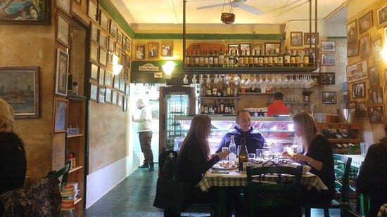 Deli Area At Da Pippo Picture Of Da Pippo Trattoria Valletta Tripadvisor