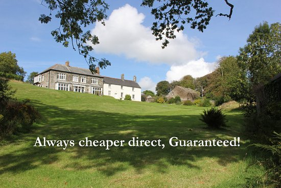 Wadebridge, UK: Always cheaper with a direct booking, guaranteed!