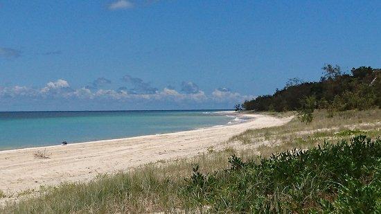 Bulwer, Australia: Beach