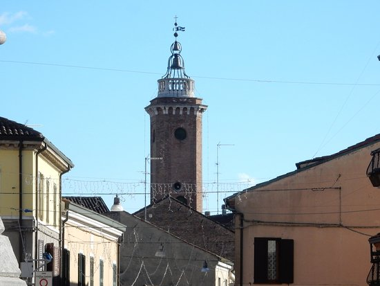 Clock Tower of Comacchio