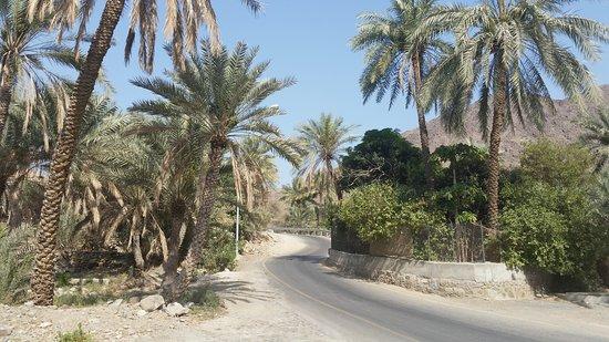 مدحاء, عمان: Madha