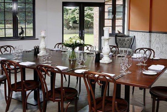 Little Wymondley, UK: Graveley- Private Dining Room