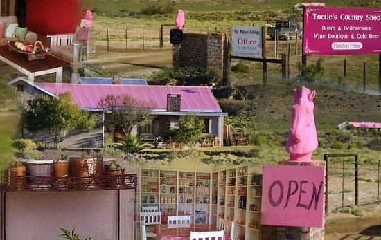 Riversdale, Sudáfrica: Toeties Country Shop
