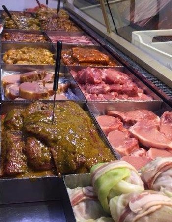 Hartlief Deli: Fresh Meat on offer