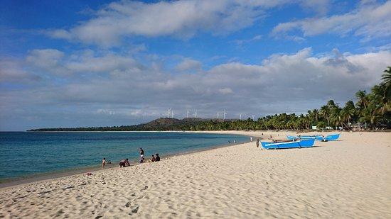 Pagudpud, Philippines: Saud Beach