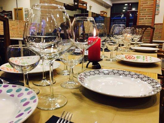 Restaurante el jardin de la lola en madrid con cocina for Restaurante el jardin madrid