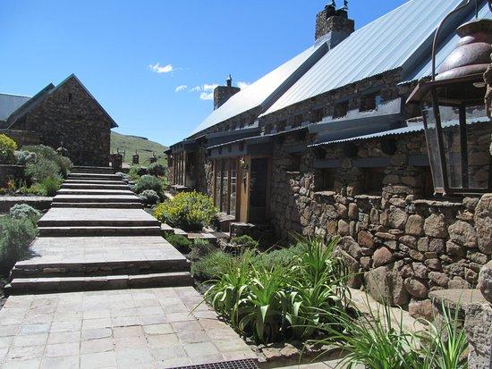 Rhodes, South Africa: TenaheadMountain Lodge