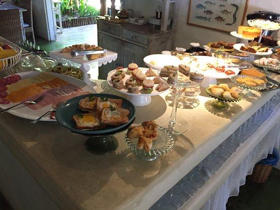 Pousada Capim Santo - Trancoso - Café da manhã
