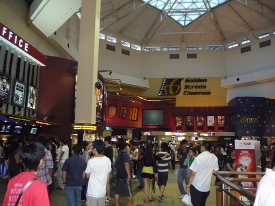 Mid Valley Megamall: Golden Screen Cinema