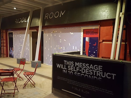 Riddle Room (Bengaluru) - What to Know Before You Go (with Photos)