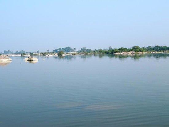 Raichur, India: Krishna river