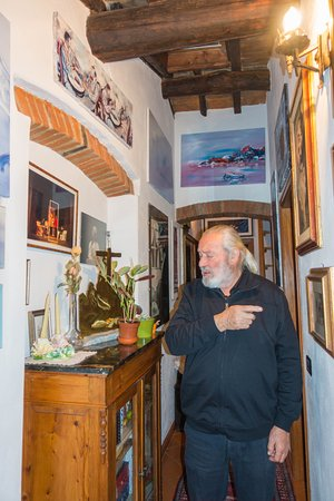 Pelago, Italia: Casa museo Piero Mazzi