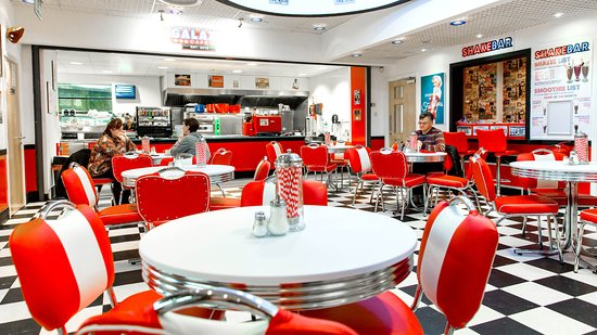 Kilbirnie, UK: Galaxy Cafe