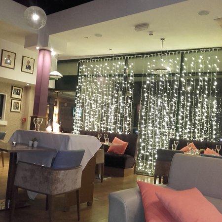 Ballygawley, ไอร์แลนด์: Bar area