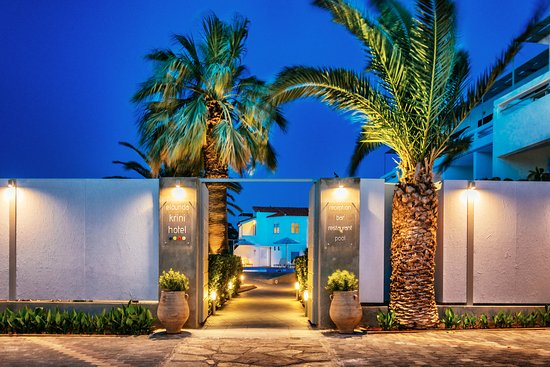 Elounda Krini Hotel Reviews