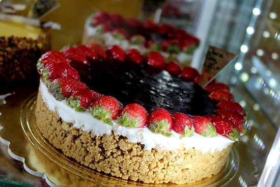 Vergato, Italien: Cheese Cake