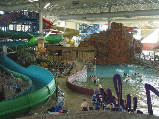 Kalahari Resorts & Conventions: Waterpark