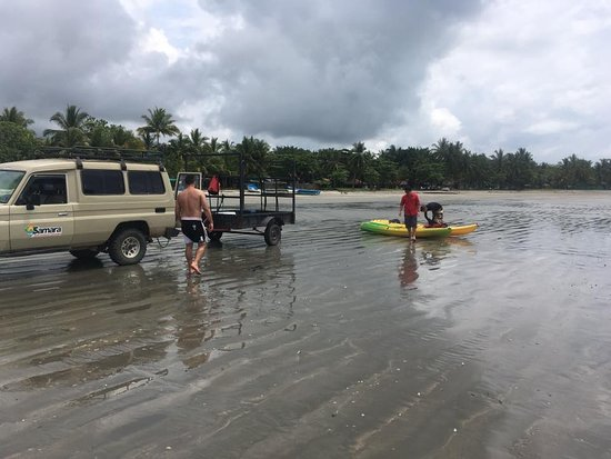 Fenix Hotel - On The Beach: Kayak tour and snorkling