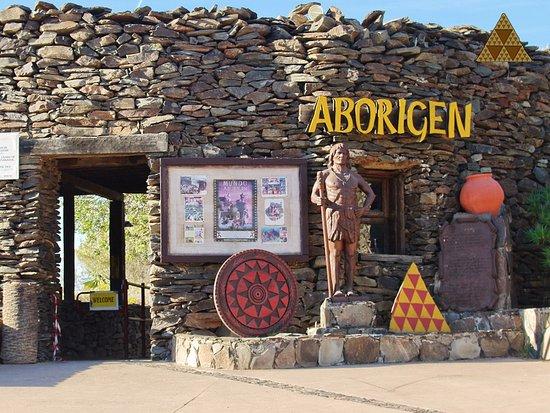 Fataga, Spain: Entrada Mundo Aborigen