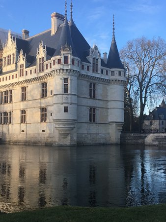 Magnifique visite photo de ch teau d 39 azay le rideau azay le rideau tripadvisor - Visite chateau azay le rideau ...